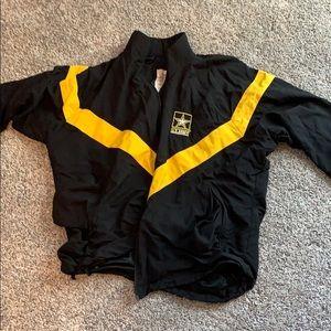 unisex army jacket